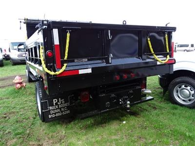 2019 F-550 Regular Cab DRW 4x4,  Rugby Eliminator LP Steel Dump Body #CR5235 - photo 2
