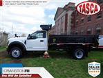 2019 F-550 Regular Cab DRW 4x4,  Rugby Dump Body #CR5235 - photo 1