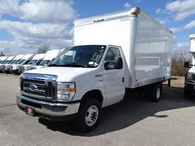 2019 E-350 4x2,  Dejana Truck & Utility Equipment DuraCube Cutaway Van #CR5238 - photo 3