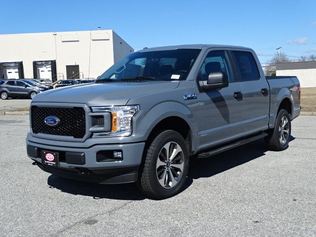 2019 F-150 SuperCrew Cab 4x4,  Pickup #CR5260 - photo 4