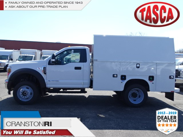 2019 F-550 Regular Cab DRW 4x4,  Knapheide KUVcc Service Body #CR5281 - photo 1