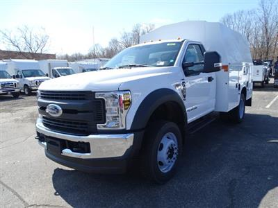 2019 F-550 Regular Cab DRW 4x4,  Knapheide KUVcc Service Body #CR5281 - photo 3