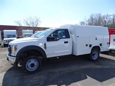 2019 F-450 Regular Cab DRW 4x2,  Knapheide KUVcc Service Body #CR5282 - photo 1