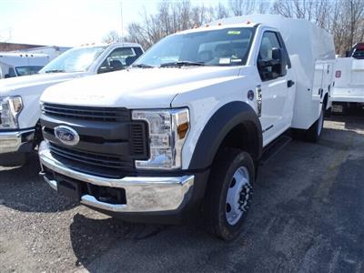 2019 F-450 Regular Cab DRW 4x2,  Knapheide KUVcc Service Body #CR5282 - photo 3