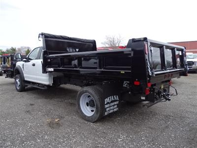 2019 F-450 Super Cab DRW 4x4,  Rugby Eliminator LP Steel Dump Body #CR5283 - photo 2
