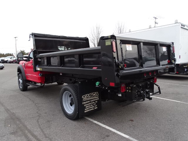 2019 F-550 Regular Cab DRW 4x4,  Rugby Dump Body #CR5284 - photo 1