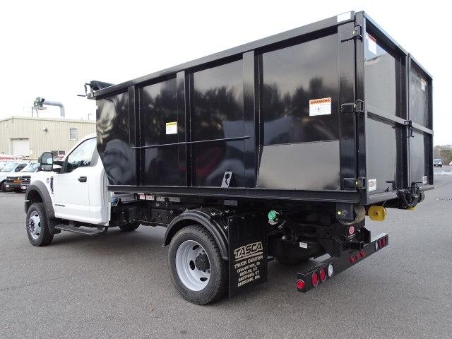 2019 F-550 Regular Cab DRW 4x4,  Rugby Eliminator LP Steel Dump Body #CR5287 - photo 2