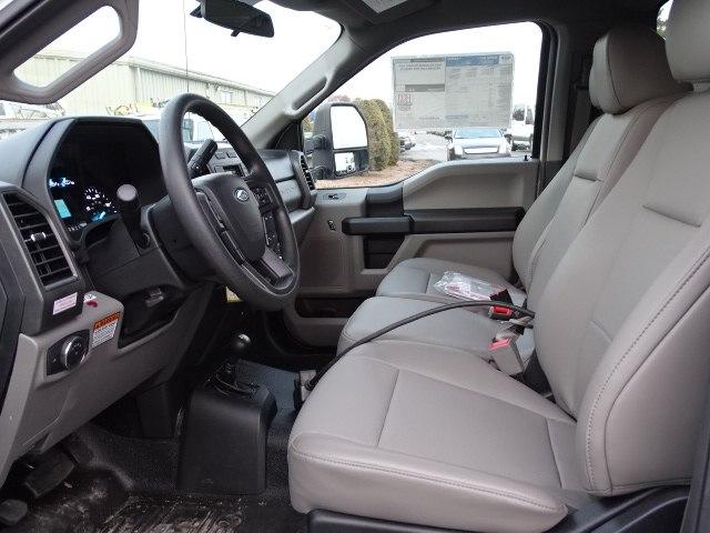 2019 F-550 Regular Cab DRW 4x4,  Rugby Eliminator LP Steel Dump Body #CR5287 - photo 6