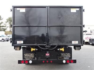 2019 F-550 Regular Cab DRW 4x4,  Rugby Eliminator LP Steel Dump Body #CR5287 - photo 4