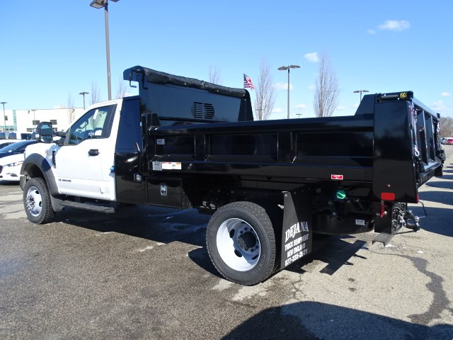 2019 F-550 Regular Cab DRW 4x4,  Rugby Eliminator LP Steel Dump Body #CR5288 - photo 2