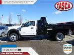 2019 F-550 Regular Cab DRW 4x4,  Rugby Eliminator LP Steel Dump Body #CR5288 - photo 1
