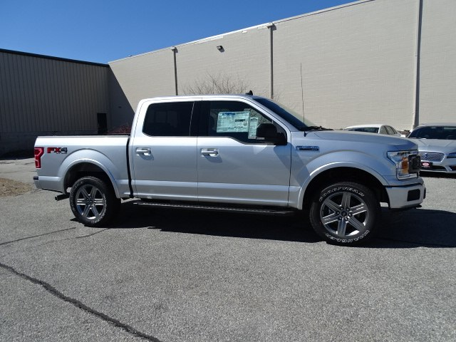 2019 F-150 SuperCrew Cab 4x4,  Pickup #CR5291 - photo 3