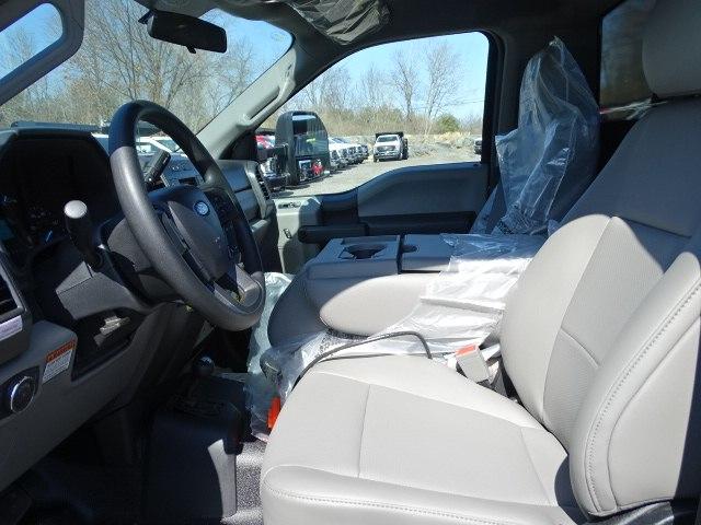 2019 F-550 Regular Cab DRW 4x4,  Rugby Eliminator LP Steel Dump Body #CR5296 - photo 5