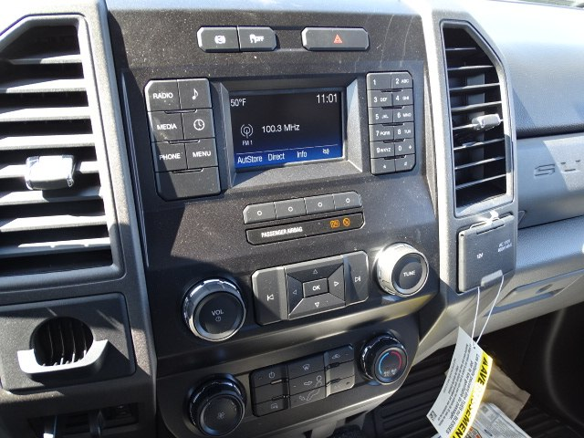 2019 F-550 Regular Cab DRW 4x4,  Rugby Eliminator LP Steel Dump Body #CR5296 - photo 8