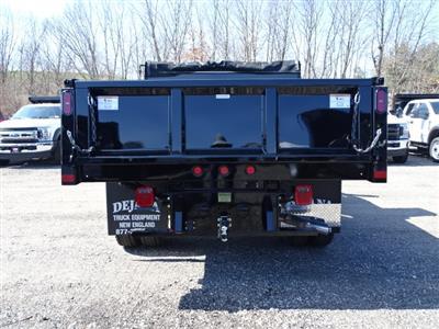 2019 F-550 Regular Cab DRW 4x4,  Rugby Eliminator LP Steel Dump Body #CR5296 - photo 2