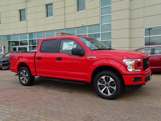 2019 F-150 SuperCrew Cab 4x4,  Pickup #CR5302 - photo 3