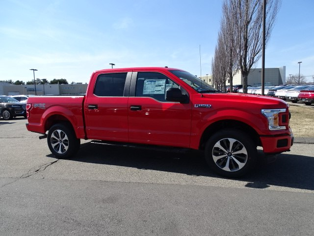 2019 F-150 SuperCrew Cab 4x4,  Pickup #CR5307 - photo 3
