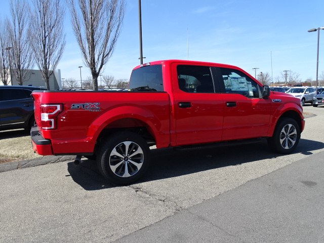 2019 F-150 SuperCrew Cab 4x4,  Pickup #CR5307 - photo 4