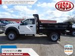 2019 F-550 Regular Cab DRW 4x4,  Rugby Eliminator LP Steel Dump Body #CR5346 - photo 1