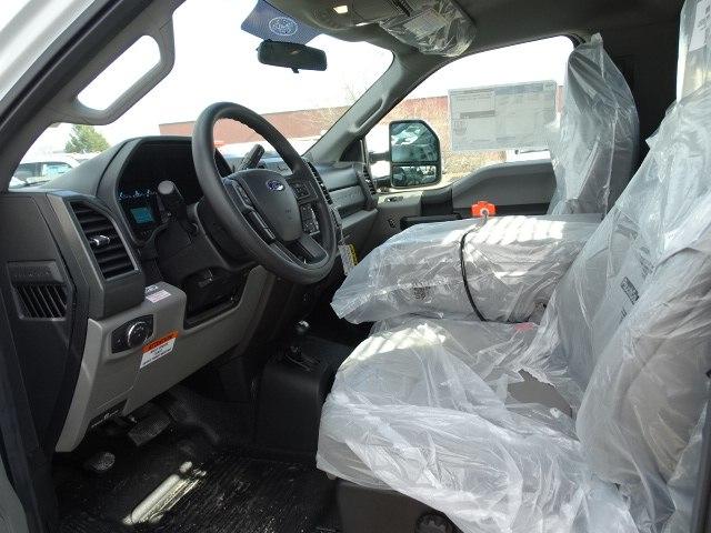 2019 F-550 Regular Cab DRW 4x4,  Rugby Eliminator LP Steel Dump Body #CR5347 - photo 5