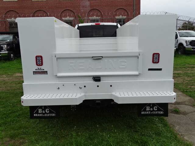 2019 F-550 Super Cab DRW 4x4,  Reading Service Body #CR5353 - photo 1