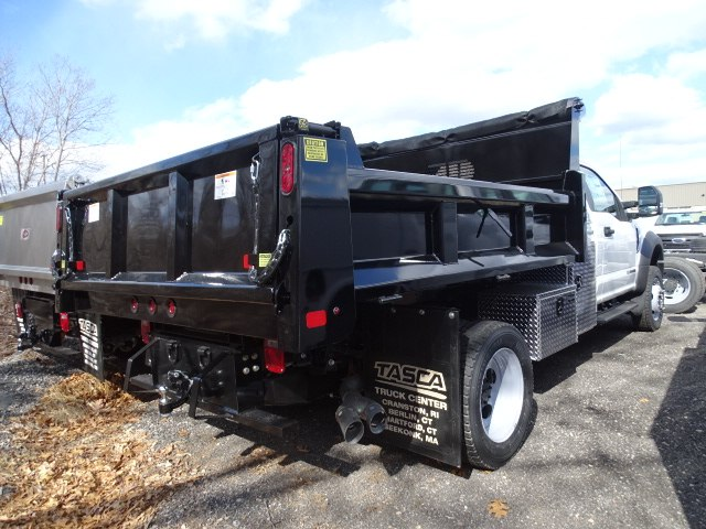 2019 F-550 Regular Cab DRW 4x4,  Rugby Eliminator LP Steel Dump Body #CR5360 - photo 2