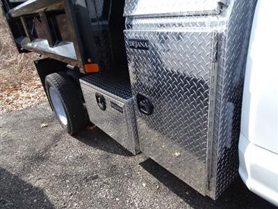 2019 F-550 Regular Cab DRW 4x4, Rugby Eliminator LP Steel Dump Body #CR5360 - photo 3