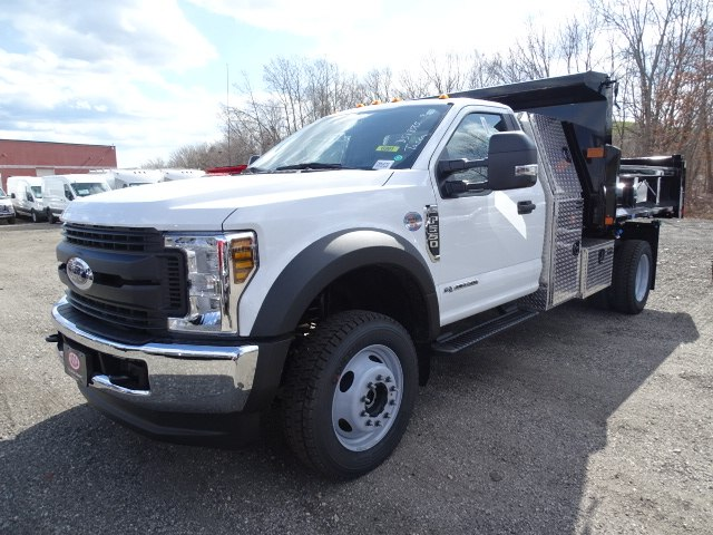 2019 F-550 Regular Cab DRW 4x4,  Rugby Eliminator LP Steel Dump Body #CR5372 - photo 3