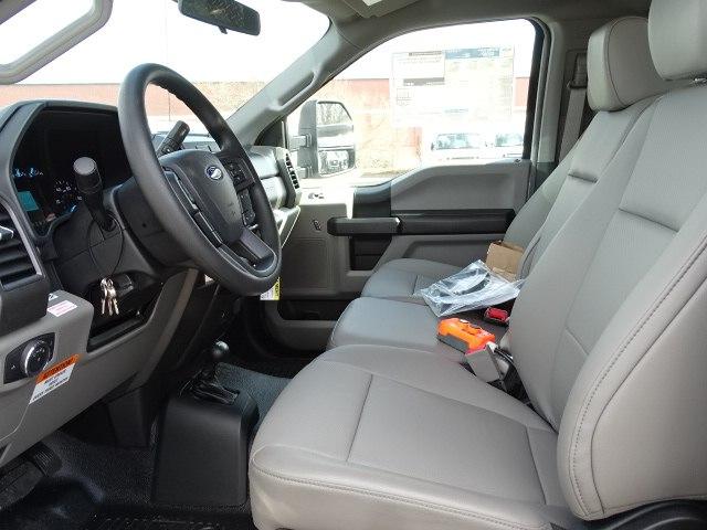 2019 F-550 Regular Cab DRW 4x4,  Rugby Eliminator LP Steel Dump Body #CR5372 - photo 5
