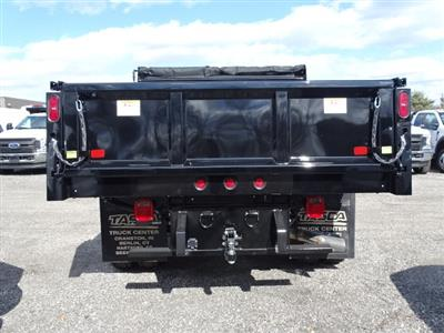 2019 F-550 Regular Cab DRW 4x4,  Rugby Eliminator LP Steel Dump Body #CR5372 - photo 2