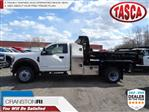 2019 F-550 Regular Cab DRW 4x4,  Rugby Eliminator LP Steel Dump Body #CR5372 - photo 1
