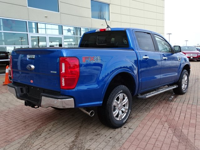 2019 Ranger SuperCrew Cab 4x4,  Pickup #CR5380 - photo 1