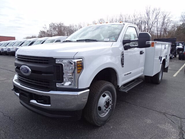 2019 F-350 Regular Cab DRW 4x4,  Knapheide Standard Service Body #CR5381 - photo 3