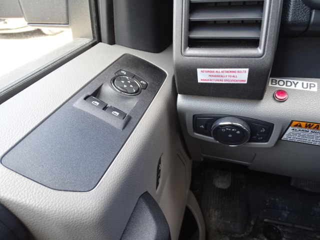 2019 F-550 Regular Cab DRW 4x4,  Rugby Eliminator LP Steel Dump Body #CR5391 - photo 10