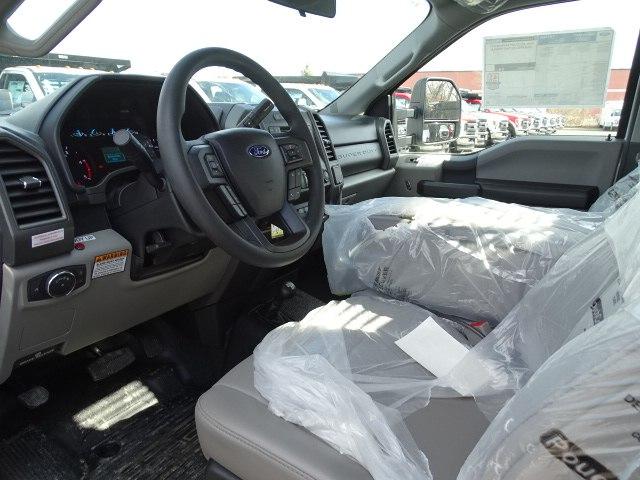 2019 F-550 Regular Cab DRW 4x4,  Rugby Eliminator LP Steel Dump Body #CR5391 - photo 4