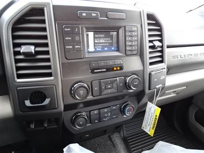 2019 F-550 Regular Cab DRW 4x4,  Rugby Eliminator LP Steel Dump Body #CR5391 - photo 8