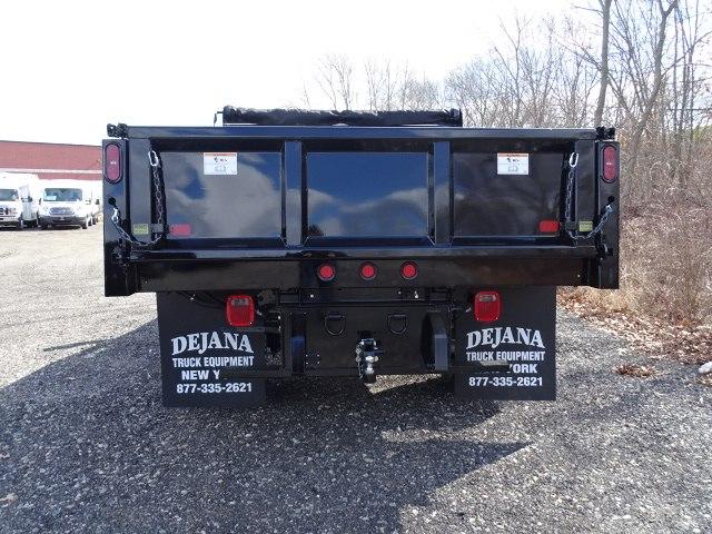 2019 F-550 Regular Cab DRW 4x4,  Rugby Eliminator LP Steel Dump Body #CR5405 - photo 2