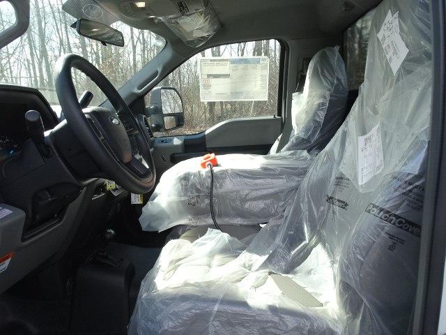2019 F-550 Regular Cab DRW 4x4,  Rugby Eliminator LP Steel Dump Body #CR5405 - photo 5