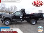 2019 F-450 Regular Cab DRW 4x4,  Rugby Dump Body #CR5407 - photo 1