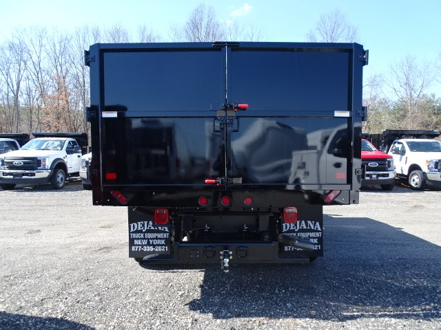 2019 F-550 Regular Cab DRW 4x4,  Rugby Landscape Dump #CR5422 - photo 2