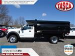 2019 F-550 Regular Cab DRW 4x4,  Landscape Dump #CR5422 - photo 1