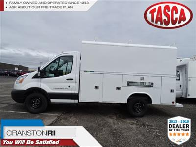 2019 Transit 350 4x2, Reading Aluminum CSV Service Utility Van #CR5488 - photo 1