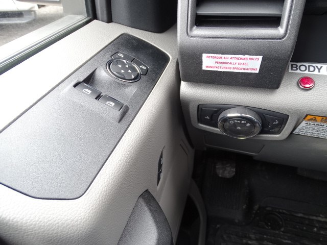 2019 F-350 Regular Cab DRW 4x4, Rugby Eliminator LP Steel Dump Body #CR5492 - photo 8