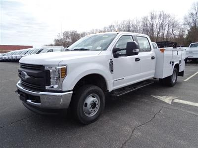 2019 F-350 Crew Cab DRW 4x4,  Knapheide Standard Service Body #CR5519 - photo 3