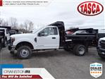 2019 F-350 Regular Cab DRW 4x4,  Rugby Eliminator LP Steel Dump Body #CR5523 - photo 1