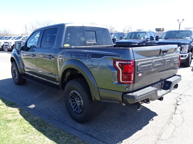 2019 F-150 SuperCrew Cab 4x4,  Pickup #CR5524 - photo 5