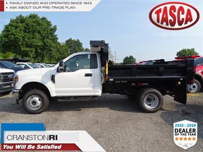 2019 F-350 Regular Cab DRW 4x4,  Super Hauler Dump Body #CR5530 - photo 1