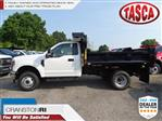 2019 F-350 Regular Cab DRW 4x4,  Super Hauler Dump Body #CR5530 - photo 1