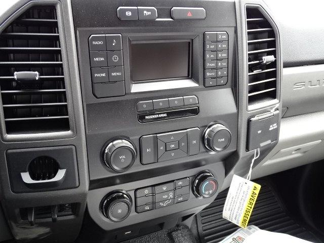2019 F-550 Regular Cab DRW 4x2,  Knapheide Value-Master X Stake Bed #CR5565 - photo 8