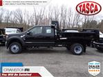2019 F-450 Super Cab DRW 4x4,  Rugby Dump Body #CR5566 - photo 1